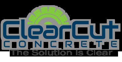 ClearCut Concrete Logo